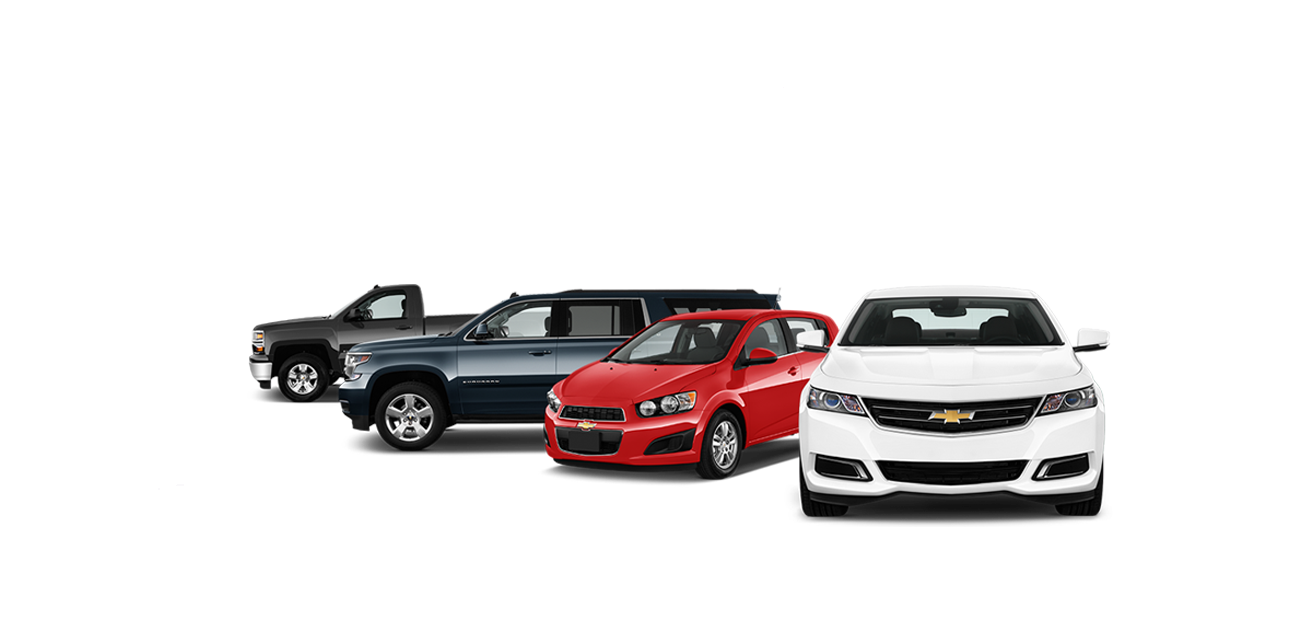 Chevy Lineup